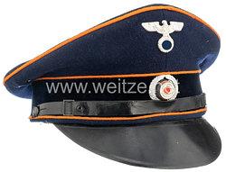 Deutsches Reichspost Schirmmütze für Beamte