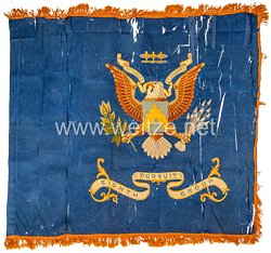USA Air Force World War II flag of the 8th Pursuit group