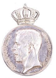 Königreich Schweden Verdienstmedaille Gustaf V Sveriges