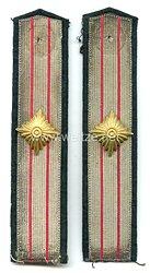 Hannover Paar Schulterstücke für einen Oberleutnant