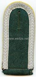 Wehrmacht Heer Einzelschulterklappe für einen Unteroffizier Kavallerie
