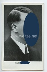 """III. Reich - Propaganda-Postkarte - """" Adolf Hitler - Unser Führer ! """""""