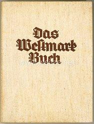 III. Reich - Das Westmark Buch,Ehrengabe des Winterhilfswerkes Gau Rheinlandpfalz 1934/35 - Zigaretten Sammelbilderalbum