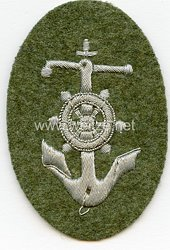 Wehrmacht Heer Ärmelabzeichen Pioniersteuermann
