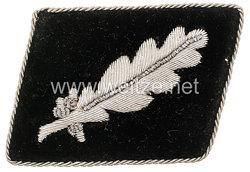 Waffen-SS Einzel Kragenspiegel für einen SS-Standartenführer