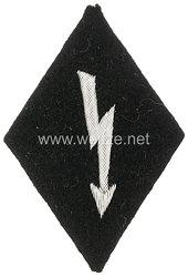 Waffen-SS Ärmelraute für Führer im Nachrichtendienst