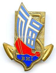 """Frankreich Indochina Abzeichen """"Bataillon de Marche Indochinois """""""