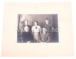 Luftwaffe Foto, Obergefreiter mit Schiffchen