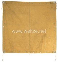 III. Reich Zeltplane für Parteiorganisationen