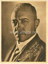 III. Reich - Nationalsozialismus und Arbeitsdienstpflicht - Rundfunkrede von Konstantin Hierl 1933