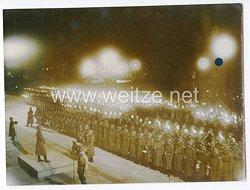 III. Reich Pressefoto: Berlin feiert die Saar-Heimkehr 1.3.1935