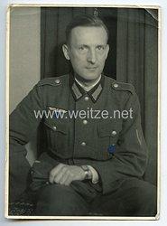 Wehrmacht Foto, Gefreiter des Heeres