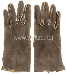 Wehrmacht Paar Handschuhe für Offiziere