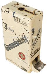 III. Reich / 2. Weltkrieg original Verkaufsautomat für Kondome