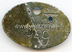 Luftwaffe Werkzeugmarke - Erprobungstelle Rechlin