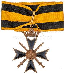Freikorps v. Diebitsch - Kreuz 1.Klasse