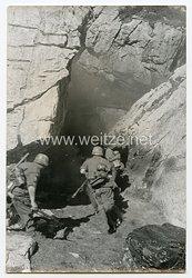 Wehrmacht Heer Pressefoto: Sturm auf die Bunkeranlage