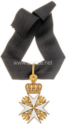 Preussen Johanniter - Orden Kreuz der Rechtsritter