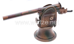 Blechspielzeug - Küstenschutz - Flugabwehrkanone ( Flak )