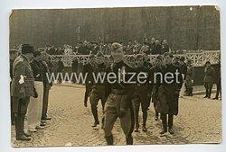Königreich Italien Foto, italienische Faschisten in Triest