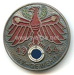 Standschützenverband Tirol-Vorarlberg -Gauleistungsabzeichen in Silber 1944