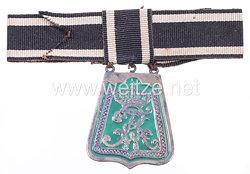 Preußen Zivilnadel für Angehörige de 2. Westfälischen Husaren-Regiment Nr. 11