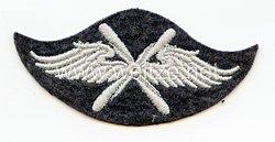 Luftwaffe Ärmelabzeichen fliegendes Personal