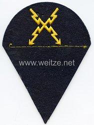 Kriegsmarine Laufbahnabzeichen Mannschaften Fernschreiber