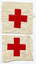 Reichswehr - Wehrmacht Sanitäts Stoffabzeichen