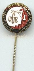 Wirtschaftsgruppe Gaststätten- und Beherbergungsbetriebe ( WGB ) -Mitgliedsabzeichen
