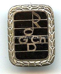 Reichsverband der Gemischten Chöre Deutschlands ( RGChD ) -Silberne Ehrennadel