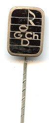 Reichsverband der Gemischten Chöre Deutschlands ( RGChD ) - Mitgliedsabzeichen