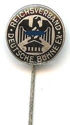 Reichsverband deutsche Bühne ( RDB ) -Mitgliedsabzeichen