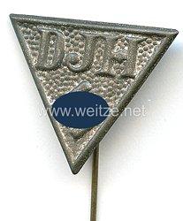Deutsches Jugendherbergswerk ( DJH ) -Mitgliedsabzeichen 3. Form ( mit Hakenkreuz )
