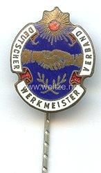 Deutscher Werkmeister-Verband ( DWV ) -Mitgliedsabzeichen 3. Form