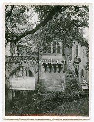 III. Reich Foto, Bayern Mespelbrunn September 1945
