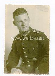 Weimarer Republik Foto, Angehöriger Feuerwehr/ Polizei