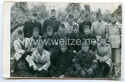 Ungarische Armee Gruppenfoto November 1942