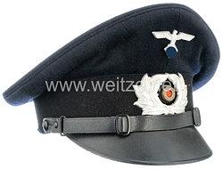 Technische Nothilfe (TeNo) Schirmmütze für Mannschaften
