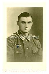 Wehrmacht Portraitfoto, Unteroffizier