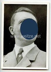 "III. Reich - Propaganda-Postkarte - "" Adolf Hitler - Der Führer """
