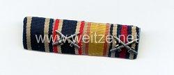 Bandspange eines lippischen Veteranendes 1. Weltkriegs