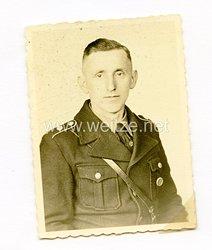 III. Reich Foto, Angehöriger der DAF Werkschar