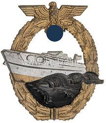 Schnellboot-Kriegsabzeichen 2. Form