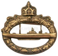 U-Bootkriegsabzeichen 1918