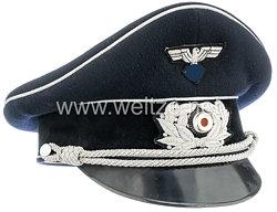 Technische Nothilfe TeNo Schirmmütze für Führer