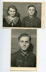 Wehrmacht Fotos, Soldat der Infanterie