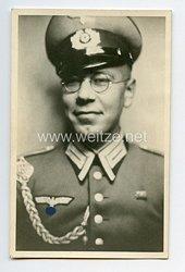 Wehrmacht Portraitfoto, Unteroffizier mit Schützenschnur