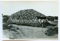 Italien Pressefoto, Großes Zelt aus