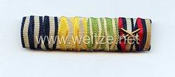Bandspange für einen sächsischen Veteranen des 1. Weltkriegs